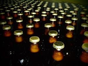 Piwo w czasie rozlewu